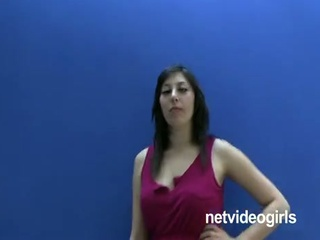 Issabella calendar try-out - netvideogirls