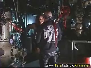 Tera Patrick - Bizarre Subjection Fuck