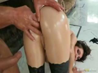 Holly Michaels is an Anal Doxy