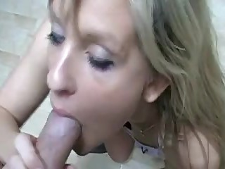 Hot german babe receives assfucked