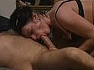 Great intimate video I stole from my neighbors computer, featuring his horny older wifey jacking him off and blowing im so diligently that he globs his spunk out twice in less than ten minutes! I used to listen to them fucking, but I had no idea that stunner was this good!
