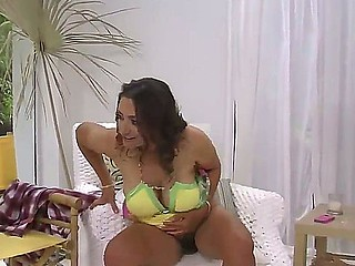 Bruno Dickemz sucking clit and fingering Persia Monirs cunt, he acquires his cock sucked hawt and fucks her hard