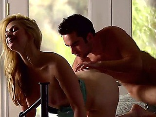 Hunk Logan Pierce enjoys pounding surrounding chum around with annoy ass chum around with annoy one and only Sarah Vandella