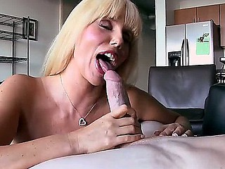 Karen Fisher is frustrated blonde milf