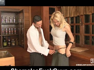 Laviny&Rodolfo t-girl fucks guy act