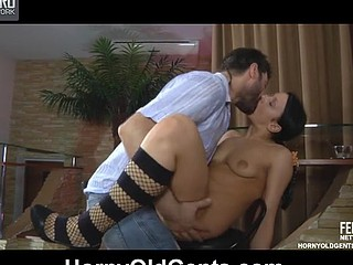 Sibylla&Marcus M daddy sex action