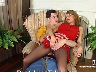 Alice&Jerome hose sex scene