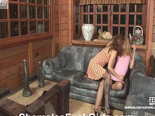 Amanda&Milly sheboy copulates loveliness motion picture scene