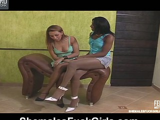 Gracy Ohara shemale copulates lady action