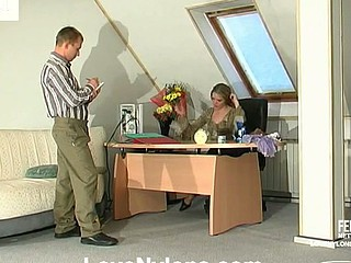 Ninette&Adrian mindblowing nylon episode