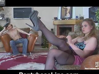 Alana&Charley hose fuck scene
