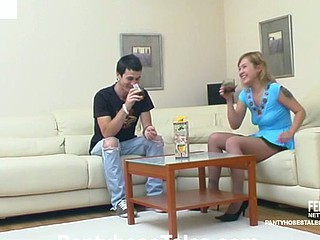 Mima&Vitas nasty hose act