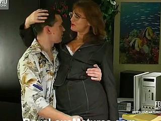 Bridget&Connor red hot older movie