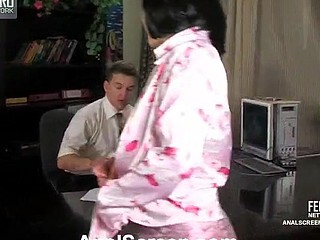 Ira&Peter awesome anal movie scene
