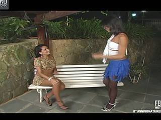 AlineFontanelly raging ladyboy action