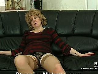 Elinor&Donald perverted mature clip