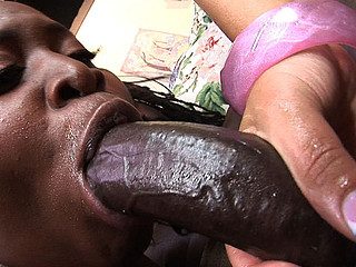 Ms. Booty & Joei Deluxxx succeed in improper nasty after KFC night!