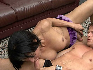 Ellen&Eduardo passionate lady-boy action