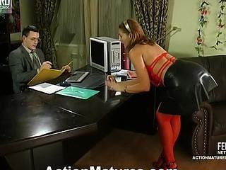 Bridget&Connor violent mature clip