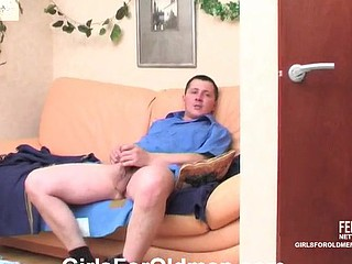 Susanna&Monty beauty and daddy clip