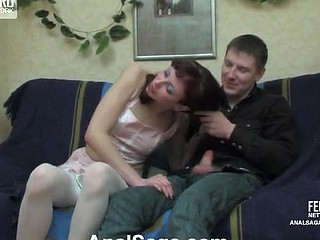 Jennifer&Oscar awesome anal movie