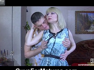 Amelia B&Claudius raunchy older action