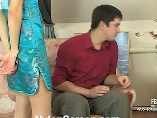Stephana&Adam mindblowing nylon movie