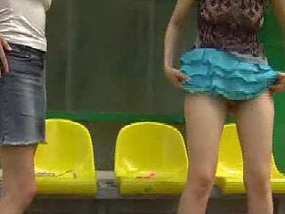 Public perfection pissing