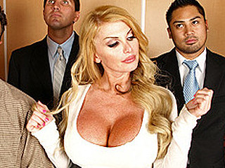`Mikey is a lame douchebag wench who has been working in the mail room for 5 years. People make pleasure of him all the time 'cuz this guy's always struggling with the ladies. Mikey reverses his co-workers entire thought process by pulling a fast one on Taylor Wane, the office slut. This Dude indeed gets to it and at it in the elevator and likewise demonstrates consummate raunchy skills. Mikey can lastly say `I ain't nobodies whore bro``