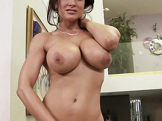 Big tit mother I'd like to fuck Lisa Ann is picture flawless when u look down at her fondling your balls and salivating all over your dick. Those juggs hanging underneath her as that babe strokes your shaft and sucks the whole way up and down along the edge of your dong. Be a sport and give her the mouthful that babe is begging for!