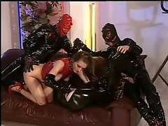 Latex DP with funky fisting fun