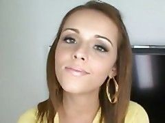 Petite Legal Age Teenager Sucks and Copulates Ramrod